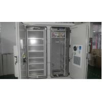 Buy cheap DDTE016 IP55 Outdoor Integrated Telecom Metal Cabinet With Equipment And Battery Part product