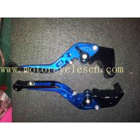 China YAMAHA HONDA Motorcycle CNC Front brake lever Clutch lever R LH Bike Blue Red Yellow White on sale