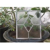 Buy cheap Monolayer Glass Panes , Heat / Noise Resistance Decorative Glass Windows from wholesalers