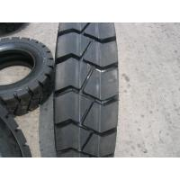 Buy cheap China manufacturer cheap price industrial pneumatic solid forklift tire 8.25-15 from wholesalers