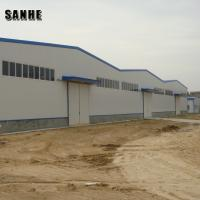 Buy cheap large span prefab building system prefabricated warehouse building from wholesalers
