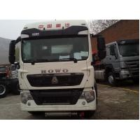 Buy cheap 6x4 Sinotruk HOWO A7dump truck 420HP Euro 2 new design LUXURY cabinody from wholesalers
