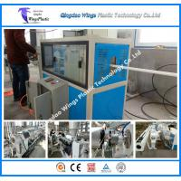 Buy cheap Fiberglass Three Layer PPR Pipe Extrusion Machine / PPR Pipe Machine from wholesalers