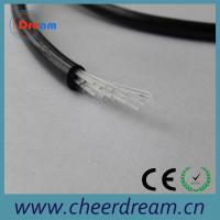 Buy cheap PMMA 0.75mm 25 core end glow fiber optic cable lighting from wholesalers