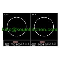 Buy cheap Double burner induction cooker from wholesalers