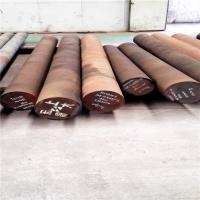 Buy cheap EAF + LF Melting Alloy Steel Round Bar 1.2344 H13 SKD61 High Toughness from wholesalers