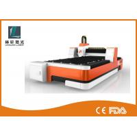 Buy cheap 1500W Aluminum Laser Cutting Machine , IPG Or RAYCUS Fiber Laser Cutter from wholesalers