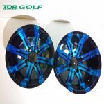 Buy cheap Blue Colour Golf Cart EZ-GO 12 Inch Wheel Rim from wholesalers