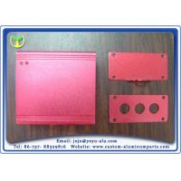 Buy cheap Anodizing Surface Treatment Cnc Machined Aluminum Parts Customize from wholesalers