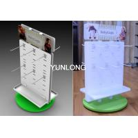 Buy cheap Table Rotary Supermarket Shop Display Stands Racks For Pendant from wholesalers