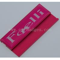 Buy cheap Reusable Aluminum Name Badges product