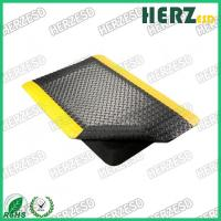 Buy cheap Anti Slip ESD Rubber Mat / Clean Room Anti Fatigue Mats Thickness 18-22mm from wholesalers
