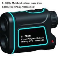 Buy cheap 1500m Multi function laser range finder from wholesalers