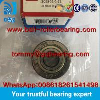 Buy cheap P0 Precision Metal Shielded SKF 305802C-2Z Yoke type Track Roller Bearing from wholesalers