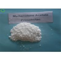 Buy cheap Primobolan Anabolic Steroid Powder Methenolone Acetate for Muscle Gain CAS 434-05-9 from wholesalers