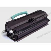Buy cheap Refillable OE250A11E Printer Black Laserjet Toner Cartridge For Lexmark E250d 350d from wholesalers
