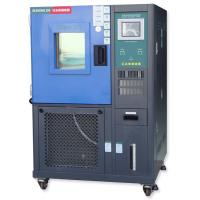 LCD Touch Screen Temperature and Humidity Controlled Chambers  for Testing Electrical