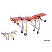 Buy cheap Aluminum Alloy Ambulance Stretcher , Auto Loading Stretcher Folding Elevator from wholesalers