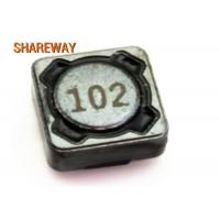 Buy cheap 1000uH Inductance SMD Power Inductor NS10145T102MNA For Power Supply Filtering product