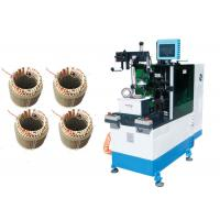Buy cheap Coil End Automatic Lacing Machine Double Sides Motor Stator from wholesalers