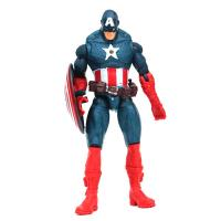 Buy cheap Plastic baby toys of captatin america for children, PVC material Plastic action figure toys from wholesalers