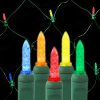 Buy cheap Decorative Color Changing LED Christmas Lights 10m/string from wholesalers