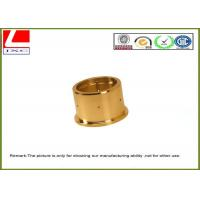Buy cheap Precision CNC Machined Components , Industrial Custom Brass Parts from wholesalers