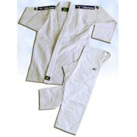 Buy cheap Gi Martial Arts Long sleeve judo jacket / judo gi pants with Black belt from wholesalers