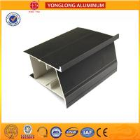 Buy cheap Powder Coated Aluminium Profile For Windows Or Doors Frame Champangn , Bronze from wholesalers