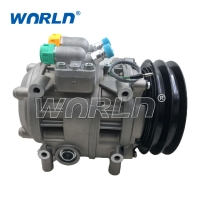 Buy cheap 24V Truck Compressors For Yutong Bus 10P33C 2B 24V Air Conditioner Pumps from wholesalers