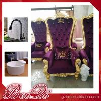 Buy cheap Wholesales Salon Furniture Sets New Style Luxury Mssage Pedicure Chair in Dubai product