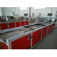 Buy cheap WPC Extruder WPC Profile Machine Wood Plastic Composite Production Line from wholesalers