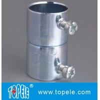 Buy cheap Hot Dip Galvanized EMT Conduit Fittings With American Standard Steel Set Screw from wholesalers