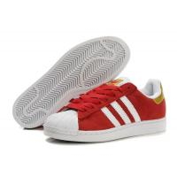 Buy cheap cheap Adidas Originals Superstar 2 - Red/ White/ Gold Model: 244 from wholesalers
