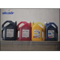 Buy cheap Outdoor Challenger Sk4 Solvent Ink / Infinity Solvent Based Ink from wholesalers