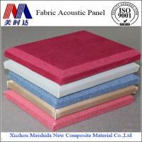 Buy cheap Fireproof Soundproof Fabric Acoustic Wall Panel from wholesalers