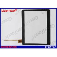 Buy cheap 9.7 Inch I2C / USB / IPS Capacitive Touch Screen Display 3.3V Adjustable from wholesalers