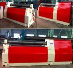 Buy cheap Heavy Duty Steel Sheet Bending Machine , Universal 4 Roll Bending Machine from wholesalers