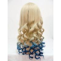 Buy cheap Two Tone Color Wig( Full Lace Wig Or Lace Front Wig)(offer free wig glue and remover) from wholesalers