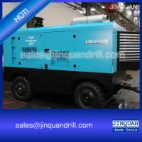 Buy cheap Kaishan Group Screw Air Compressor LGCY-13/17 Diesel Driven Screw Portable Air Compressor from wholesalers