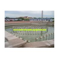 Buy cheap Programme / Music / DMX Control Water Fountain Equipment Water Floating Fountain from wholesalers