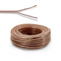 Buy cheap 100M 16 AWG Shielded Speaker Cable 2 Conductor Flexible Pure Copper Polarized Wire Stranded from wholesalers