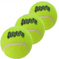 Buy cheap Squeaker Balls Dog Fetch Pet Toy tennis Ball from wholesalers