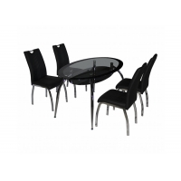 Buy cheap Home Furniture 0.15CBM 35kgs Modern Dining Room Sets from wholesalers