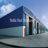 Buy cheap Durable Steel Structure Metal Warehouse with SGS Certificate from wholesalers