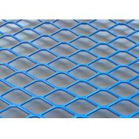 Buy cheap Powder Coated Galvanized Expanded Metal Mesh Rectangle Hole Shape For Fencing from wholesalers