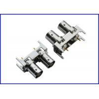 Buy cheap Bnc resistor 50 ohms straight female RF coaxial connector PCB from wholesalers