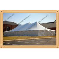 Buy cheap Flexible steel stretch peg and pole tent for weddings and outdoor event 12x24m from wholesalers