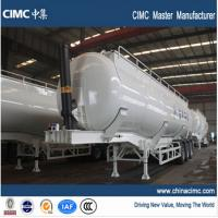 Buy cheap tipping cement silo trailer from wholesalers