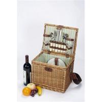 Buy cheap Small picnic basket from wholesalers